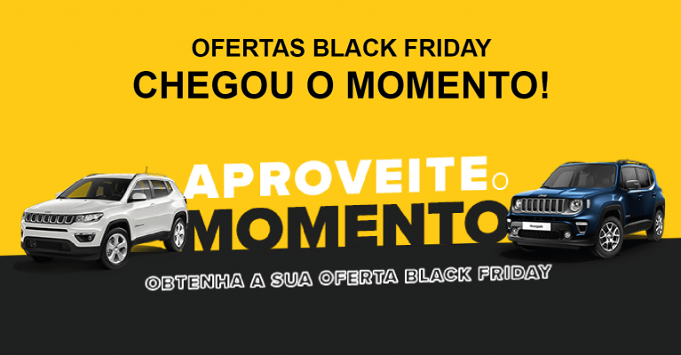 Jeep® - Black Friday
