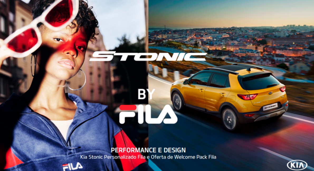Novo Kia Stonic by Fila