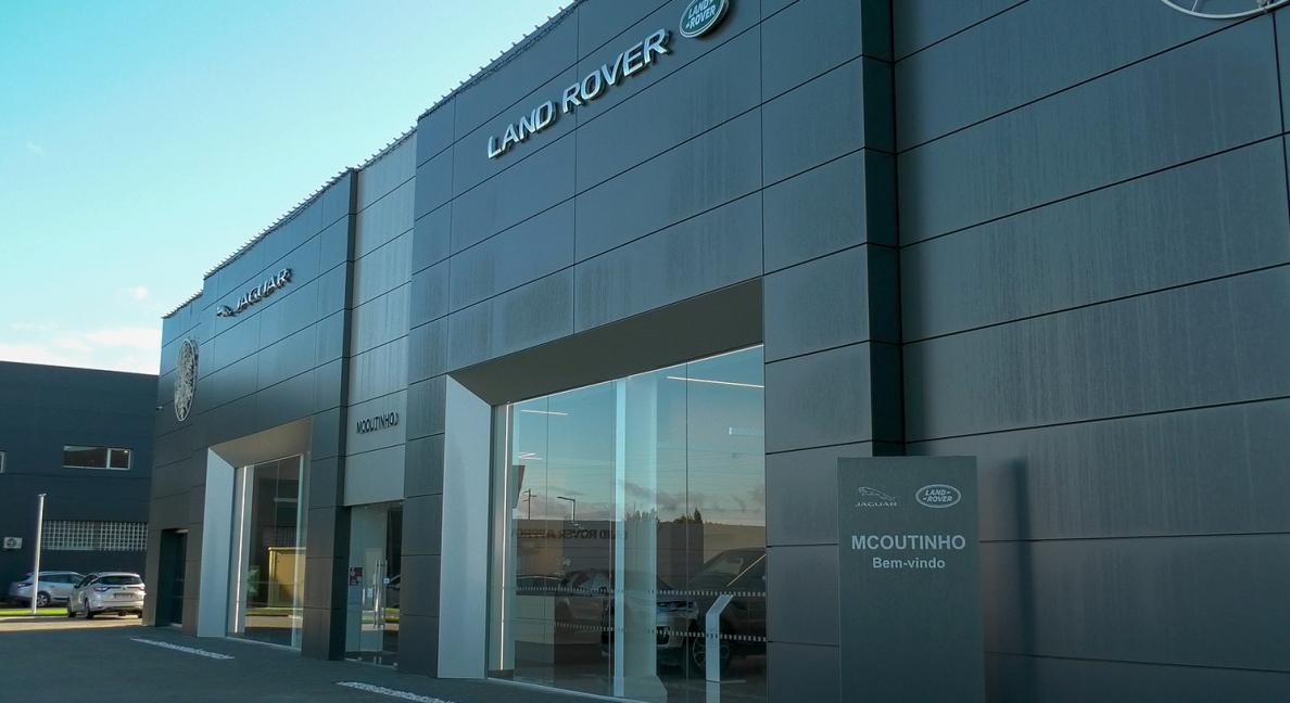 NOVA CONCESSÃO JAGUAR LAND ROVER EM LEIRIA