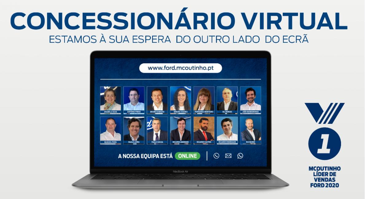 Concessionário Virtual Ford
