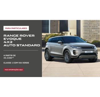 RANGE ROVER EVOQUE 4x2 AUTO STANDARD