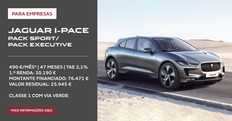 JAGUAR I-PACE PACK SPORT / PACK EXECUTIVE