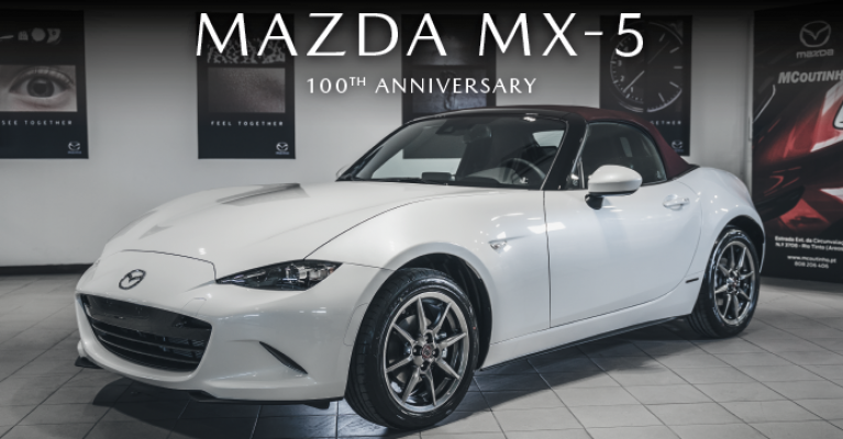 Edição Especial Mazda MX-5