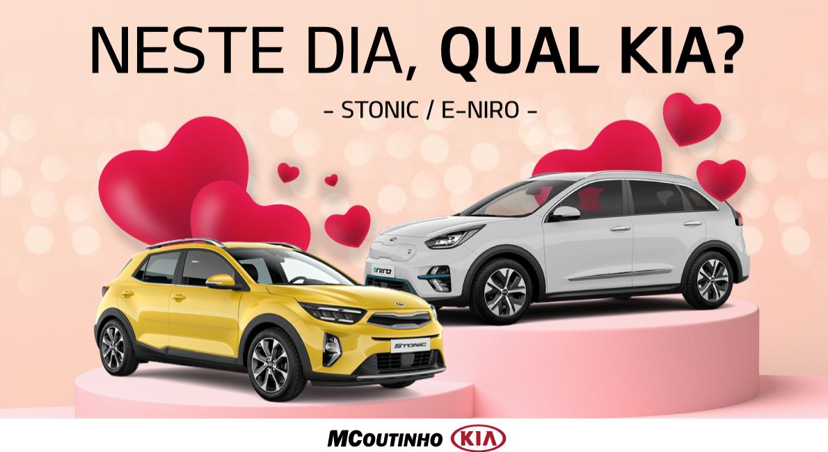 Kia Stonic e Kia E-Niro