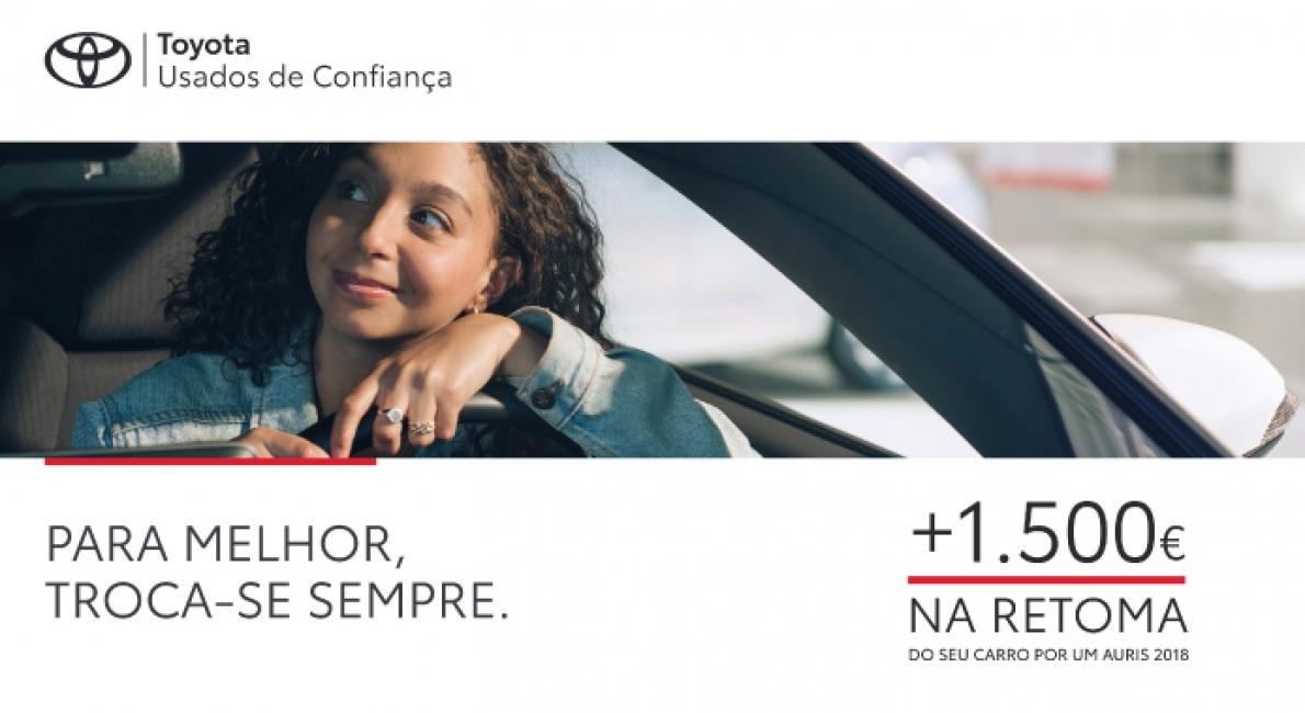 Campanha Toyota Plus
