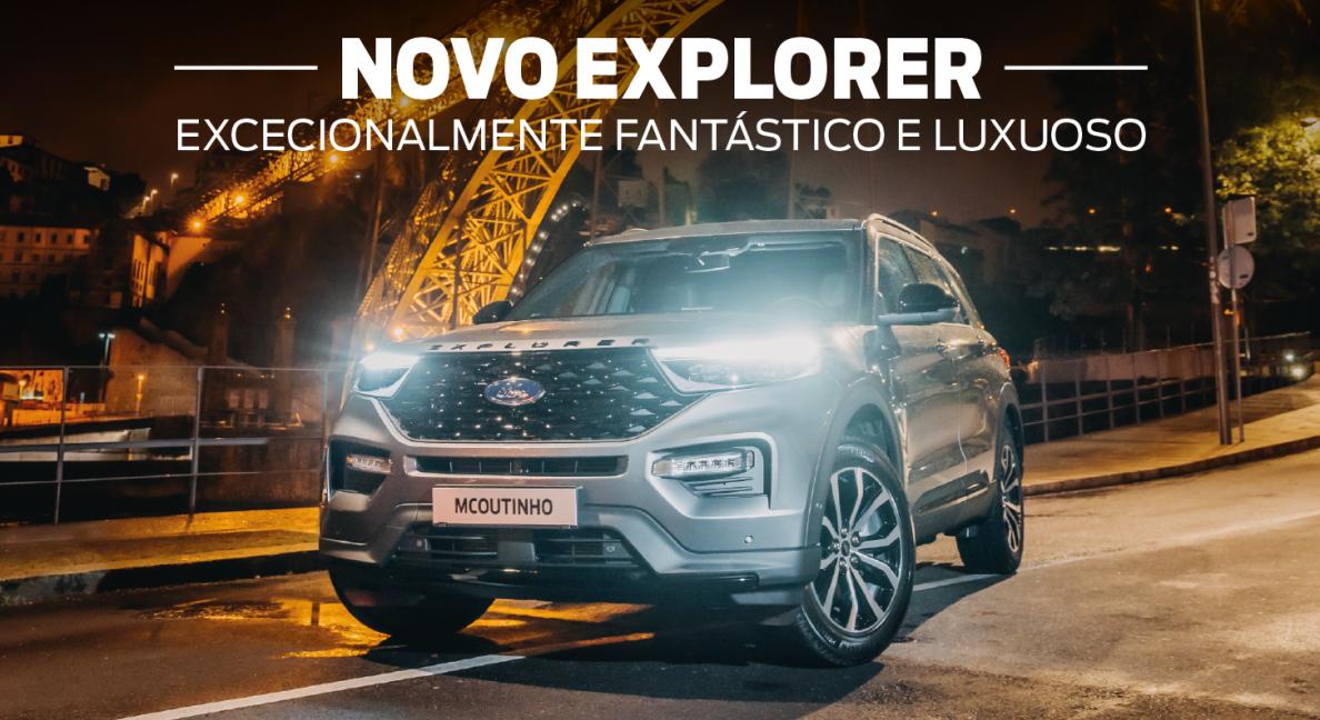 Novo Ford Explorer