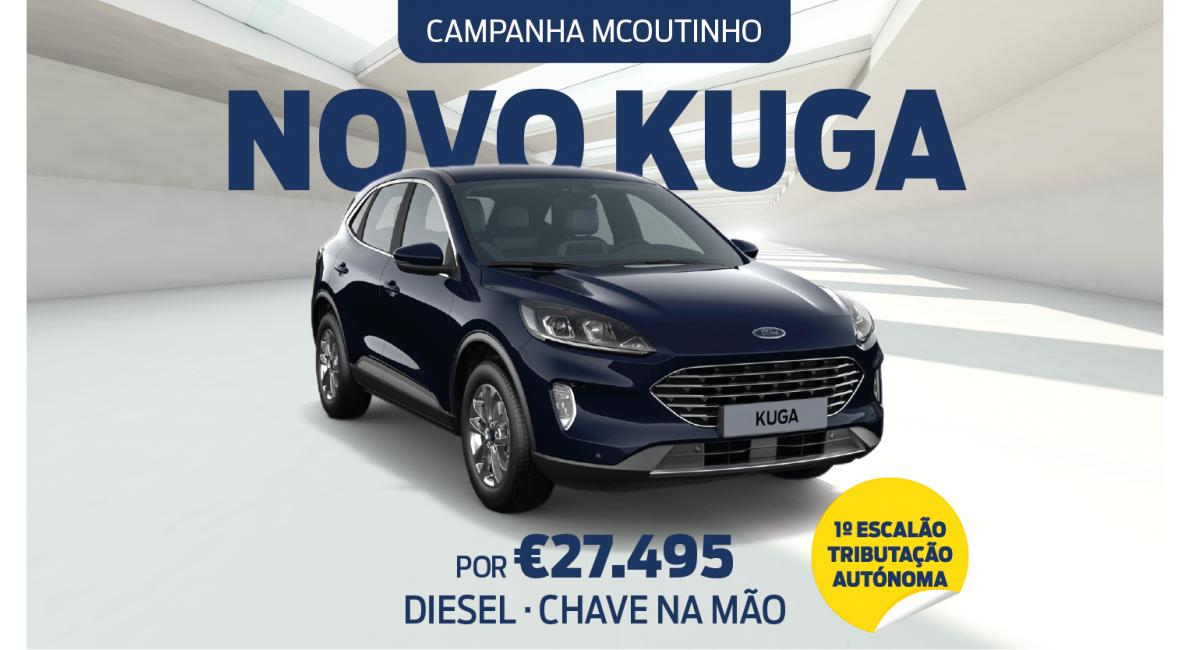 Novo Ford Kuga