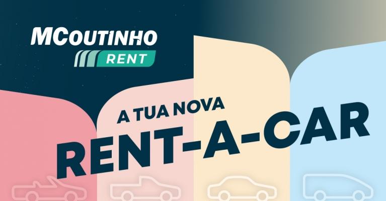 A tua nova Rent-a-Car