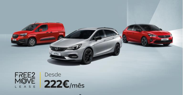 Opel Pro Empresas