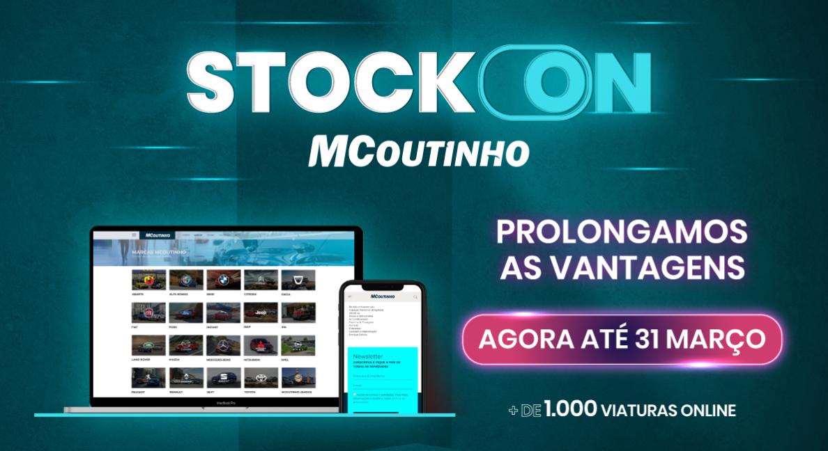 STOCK ON MCOUTINHO
