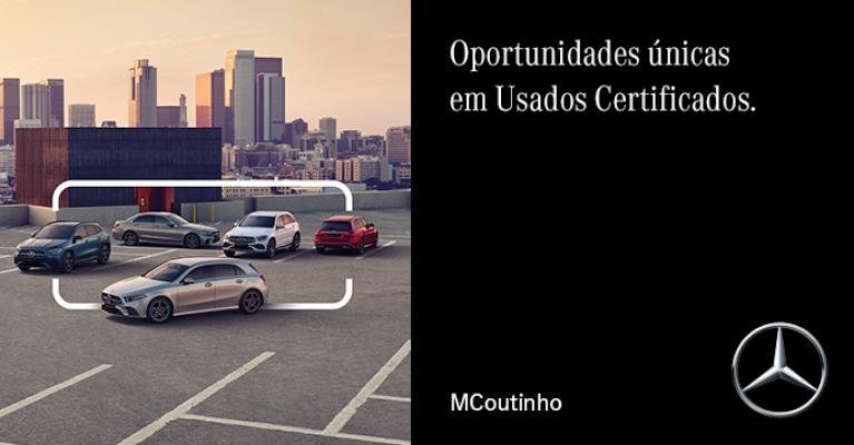 Usados Certificados Mercedes-Benz