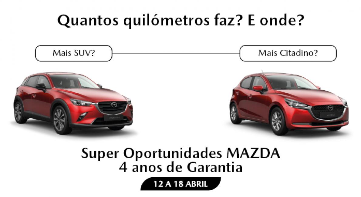 Super Oportunidades Mazda