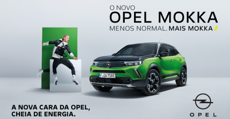 Novo Opel Mokka-e