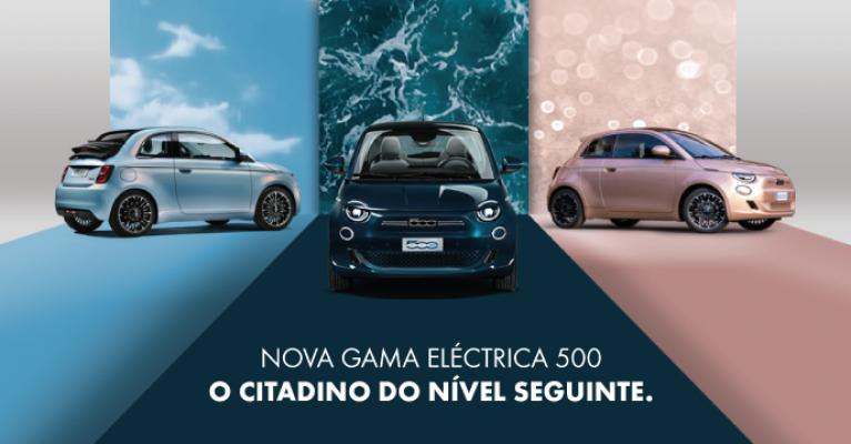 NOVA GAMA ELÉCTRICA 500