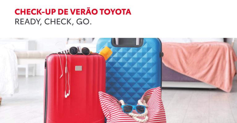 Campanha de verão Toyota