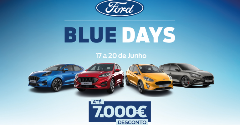 Blue Days Ford
