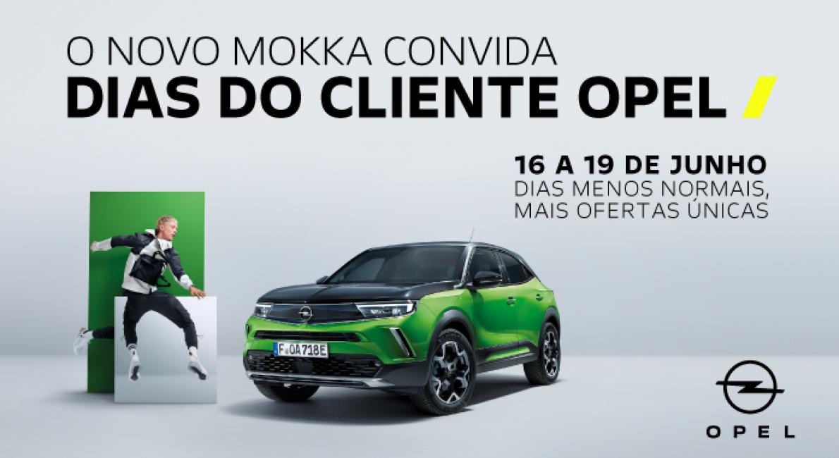 Dias do Cliente Opel