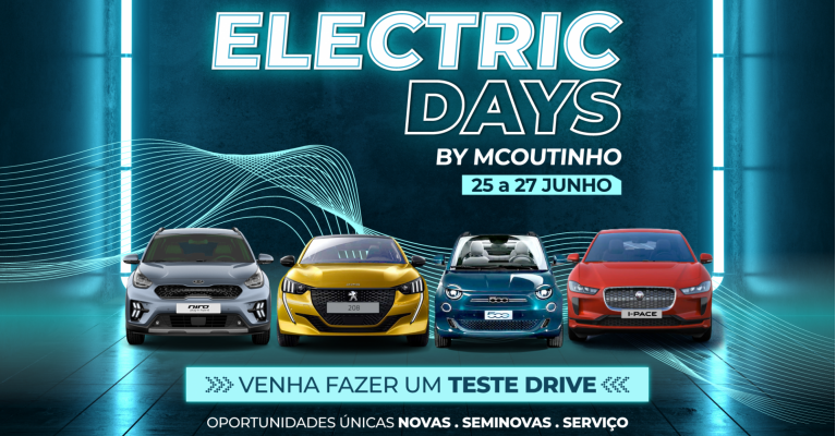 Electric Days by MCoutinho