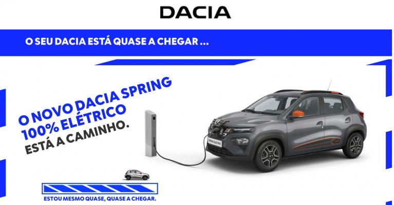 Novo Dacia Spring