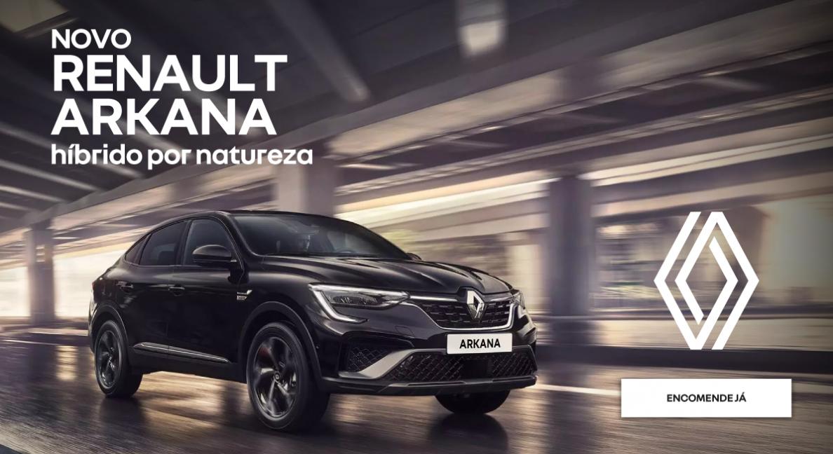 Novo Renault Arkana