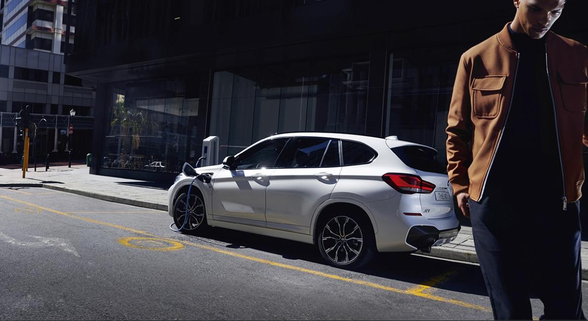 Gama Eletrificada BMW