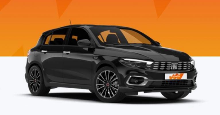 Campanha Renting Empresas - Fiat Tipo