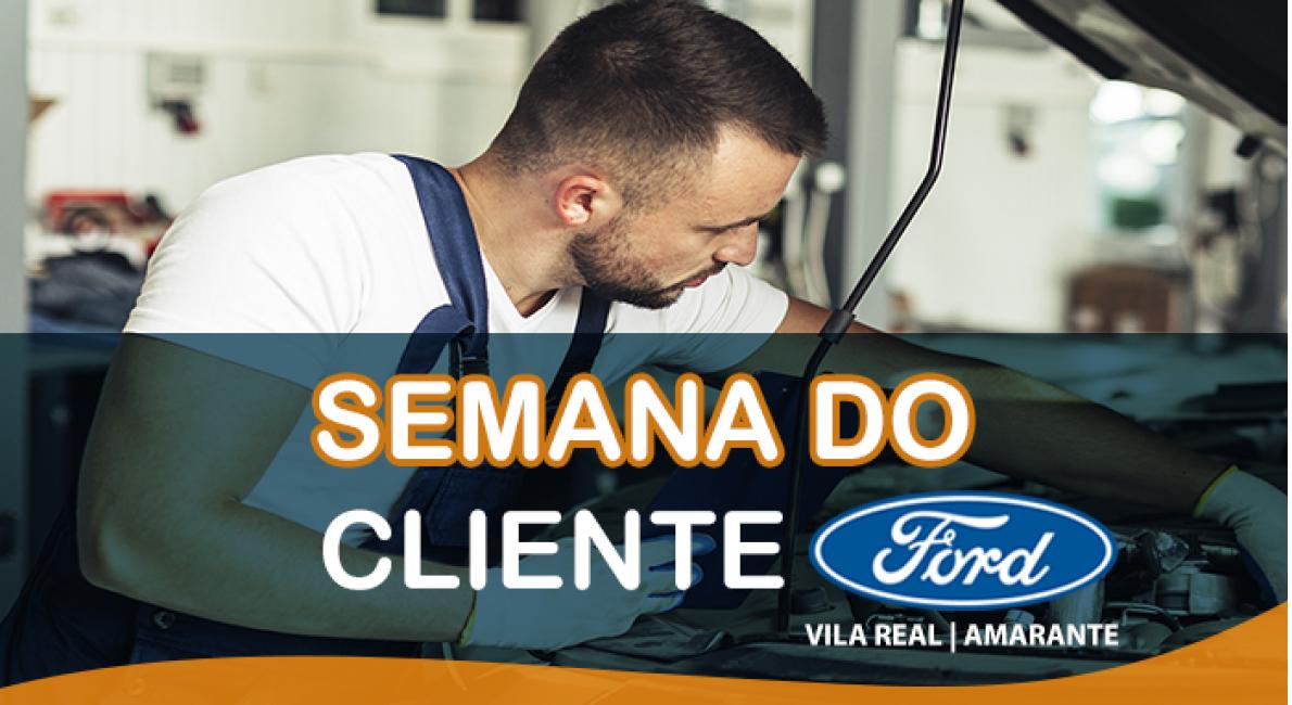 SEMANA DO CLIENTE FORD
