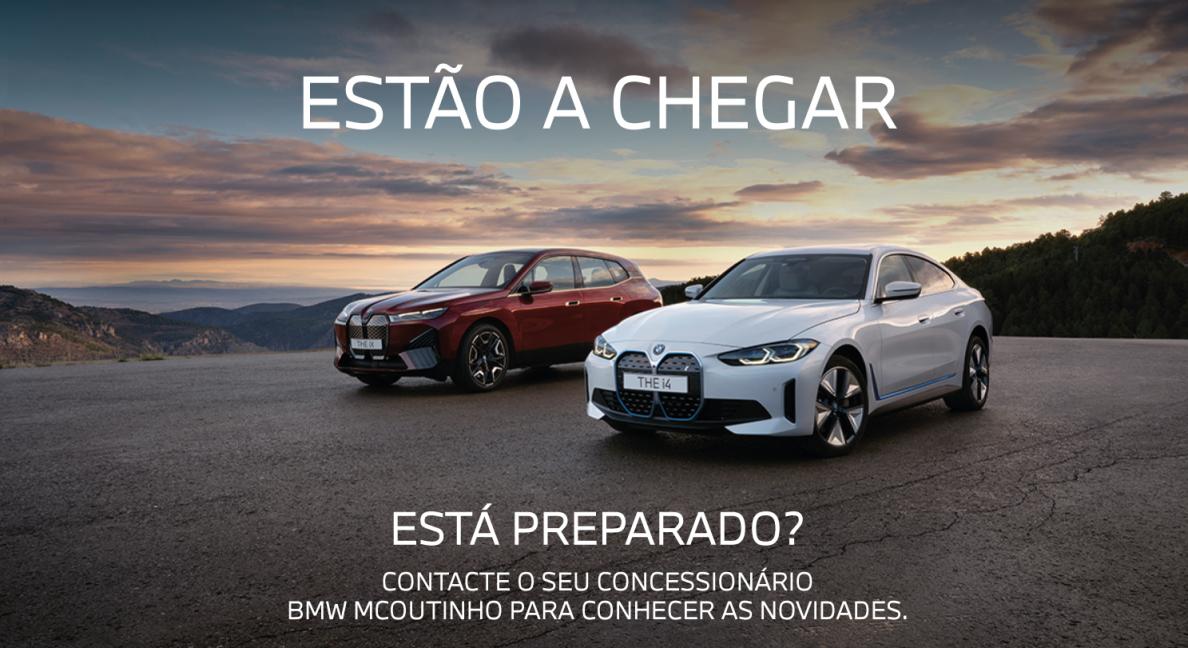 A família da Mobilidade Elétrica BMW está a aumentar.